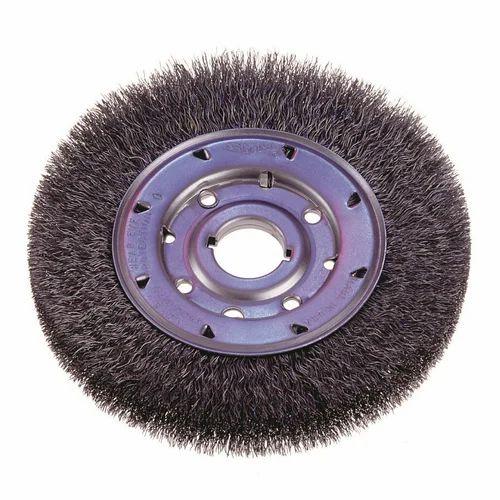 Wire Brush Wheel | Crimped Wire Wheel Brush Wire Brush Wheel Mrktr International