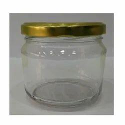 300ML Glass Jam Jar