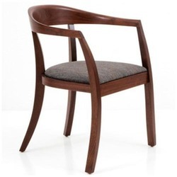Wooden Residential Chair, Height: 30 inch