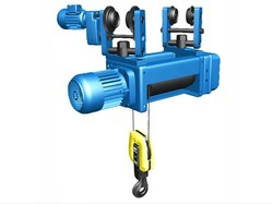 12 3 4 Electric Wire Rope Hoist