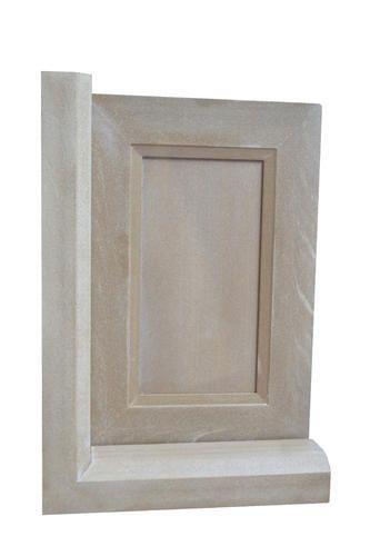 Creative WPC Door Frames, Dimension/Size: 100x50 Mm
