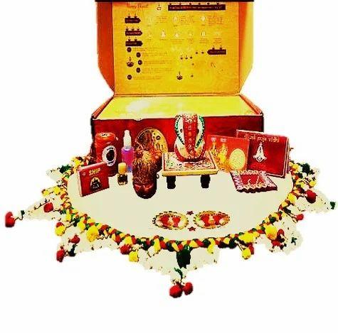 Diwali Puja Gift Box-IV