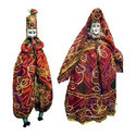 Rajasthani Puppet Pair