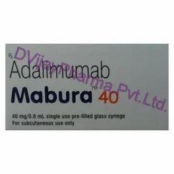MABURA 40 MG PFS