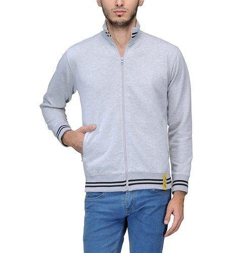 89c696cbf AWG (All Weather Gear) Rich Cotton High Neck Sweatshirt, Gents ...
