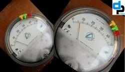 Aerosense Model Asgc - 30cm Differential Pressure Gauge Ranges 15-0-15cm