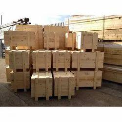 Edible & Non-Edible Termite Resistant Pine Packing Box, For Multi purpose, Box Capacity: 201-400 Kg