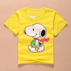 Kids Yellow T-Shirt