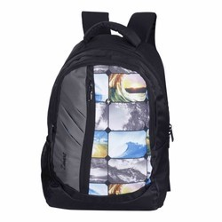 Digital Print Free Size Backpack