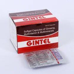 Ginseng Soft Gel Capsule, Packaging Type: Blister