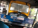 Covid 19 Auto Rickshaw Branding