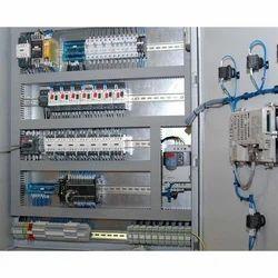 440v Three Phase Motor PLC Panel, IP Rating: IP55