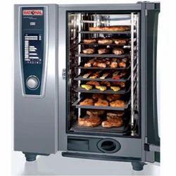 3 Phase Electric Combi Oven, Size: Medium