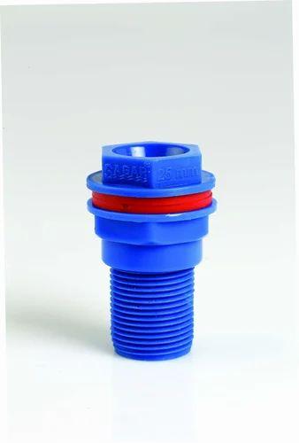 Plastic PP Pipe Fittings - Plastic PP Tank Joint