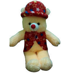 Teddy Bear With Cap