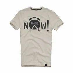 Mens Casual Wear Printed T Shirt
