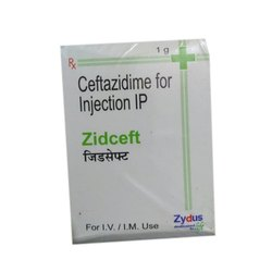 Ceftazidime For Injection