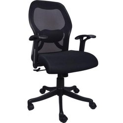 A - 1016A Medium Back Revolving Chair