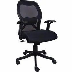 A - 1016A Medium Back Revolving Chair