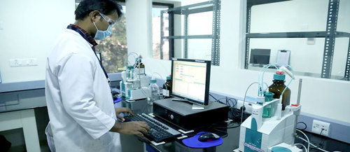Material Testing Services, सामग्री परीक्षण
