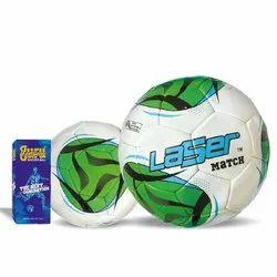Laser Match Soccer Balls