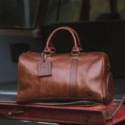 DB04牛油拉起皮行李袋