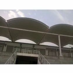Stainless Steel Trussless Roof