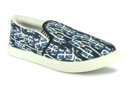 C 2 HIKE BLUE DENIM Canvas Shoes