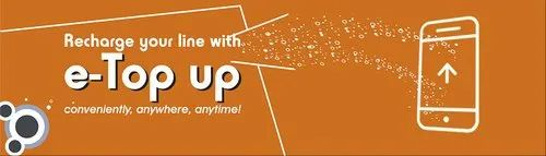 Data And Messaging Services - Electronic Top- Up Solutions