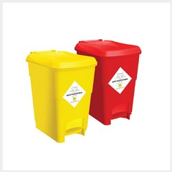 Bio Medical Waste Bin 15 L