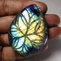 Rainbow Labradorite Gemstone