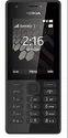 Nokia 216 Black Mobile