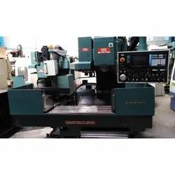 Used & Old Matsuura Mc -760v Vertical Machine Center