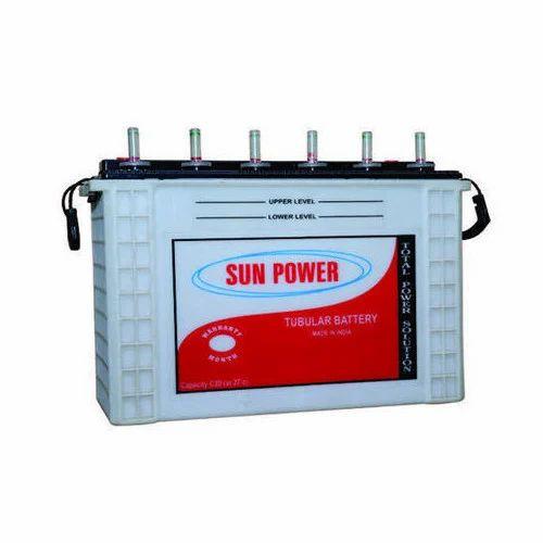 Power Battery Tubular Batteries Manufacturer From Surat