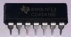 Timers & Support Products IC CD4541BE