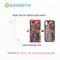 Sublimation Glass Phone Case For iPhone X
