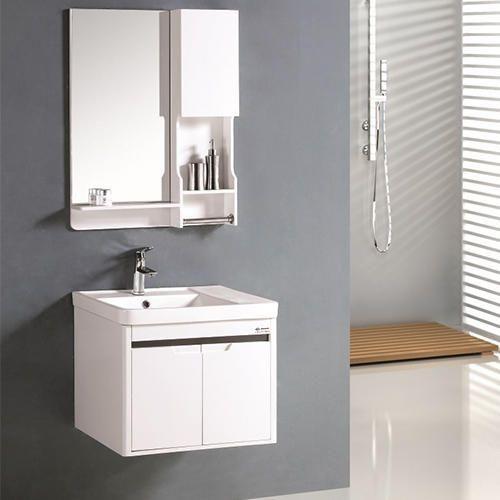White Ceramic Bathroom Cabinet Wash Basin Rs 3500 Piece Id