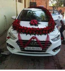 Hyderabad Wedding Car Flower Decorators