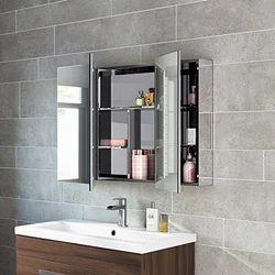 500 X 700 Mm Modern Mirror Cabinet