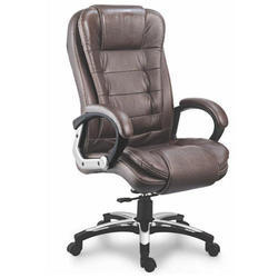 SPS-127 High Back Director Leather Chair