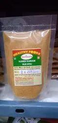Natural Ingredients Spicy Powders