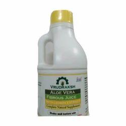 Aloe Vera Fibrous Juice With Lemon Extract