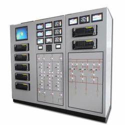 Three Phase Mimic Control Panel