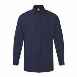 Cotton Premium Oxford Full Sleeves Shirt, Size: XL And Medium