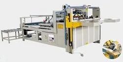 semi automatic Carton Gluing Machine