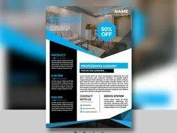 Pamphlet Designing Service
