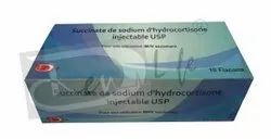 Hydrocortisone Sodium Succinate for Injection USP
