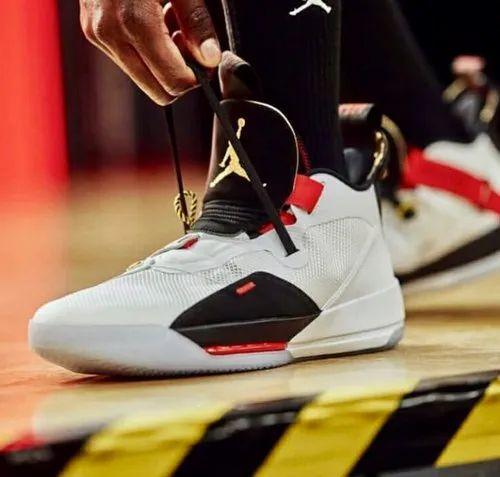 Nike Jordan 33 Men Shoes, Size: 7-10, Mega Reductions | ID ...