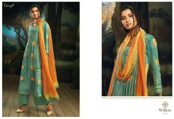 Beautiful Casual Wear Salwar Suit Willow