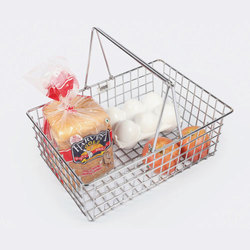 Stainless Steel Use Full Basket, Height : 5 inch